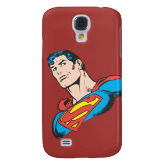 Superman Bust 3 Galaxy S4 Case
