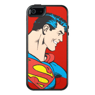 Superman Bust 4 OtterBox iPhone 5/5s/SE Case