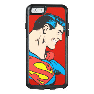 Superman Bust 4 OtterBox iPhone 6/6s Case