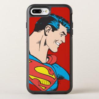Superman Bust 4 OtterBox Symmetry iPhone 7 Plus Case