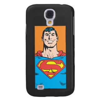 Superman Bust Frame Galaxy S4 Case