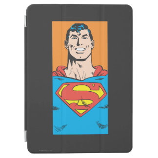 Superman Bust Frame iPad Air Cover