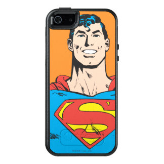 Superman Bust Frame OtterBox iPhone 5/5s/SE Case