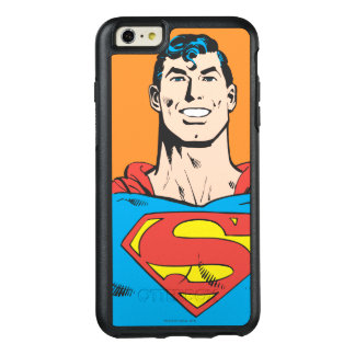 Superman Bust Frame OtterBox iPhone 6/6s Plus Case