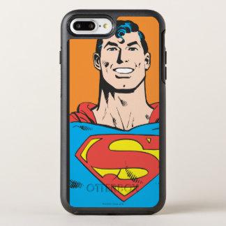 Superman Bust Frame OtterBox Symmetry iPhone 7 Plus Case