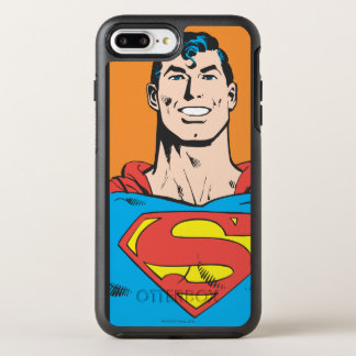 Superman Bust Frame OtterBox Symmetry iPhone 8 Plus/7 Plus Case