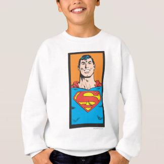 Superman Bust Frame Sweatshirt