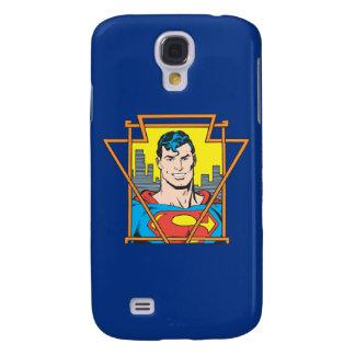 Superman Bust Galaxy S4 Case