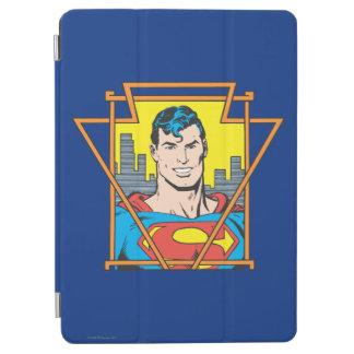 Superman Bust iPad Air Cover