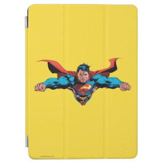 Superman cape flies iPad air cover