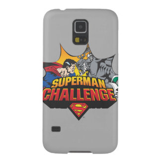 Superman Challenge Galaxy S5 Cover