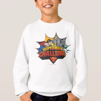 Superman Challenge Sweatshirt