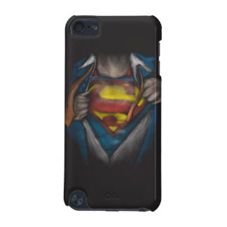 Superman | Chest Reveal Sketch Colorized iPod Touch 5G Cases