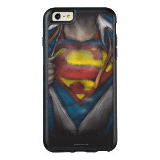 Superman | Chest Reveal Sketch Colorized OtterBox iPhone 6/6s Plus Case