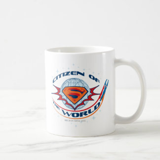 Superman Citizen of the World Mug