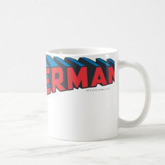 Superman | Classic Logo Coffee Mug