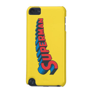 Superman | Classic Logo iPod Touch (5th Generation) Covers
