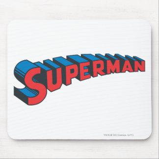 Superman | Classic Logo Mouse Pad