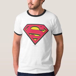 Superman Classic Logo T Shirt