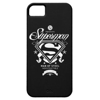 Superman Coat of Arms iPhone 5 Cover