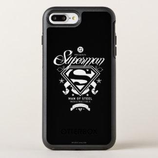 Superman Coat of Arms OtterBox Symmetry iPhone 7 Plus Case
