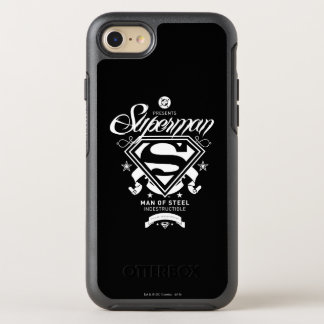 Superman Coat of Arms OtterBox Symmetry iPhone 8/7 Case