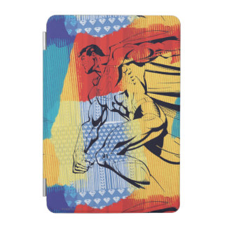 Superman Colorful iPad Mini Cover