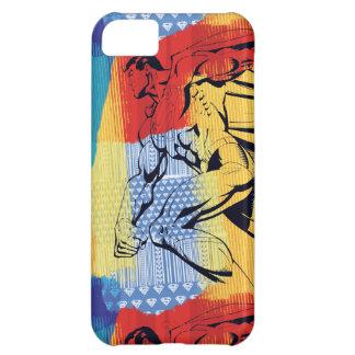 Superman Colorful iPhone 5C Case