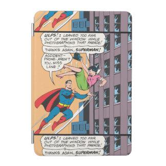 Superman Comic Panel - Accident-Prone Lois iPad Mini Cover
