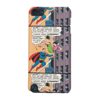 Superman Comic Panel - Accident-Prone Lois iPod Touch 5G Case