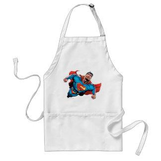 Superman Comic Style Apron