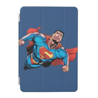Superman Comic Style iPad Mini Cover