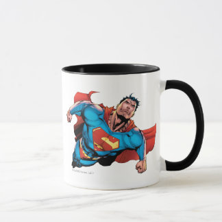 Superman Comic Style Mug