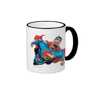 Superman Comic Style Mugs