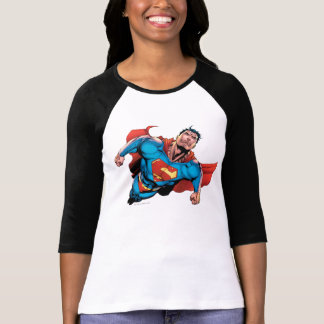 Superman Comic Style T-Shirt