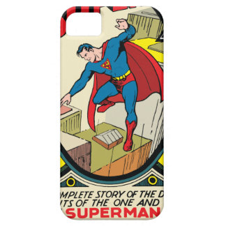 Superman (Complete Story) iPhone 5 Cases