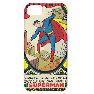 Superman (Complete Story) iPhone 5C Case