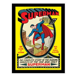 Superman (Complete Story) Postcard