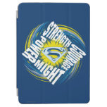Superman Courage Strength Might Power iPad Air Cover
