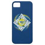 Superman Courage Strength Might Power iPhone 5 Cases