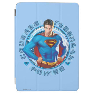 Superman Courage Strength Power iPad Air Cover