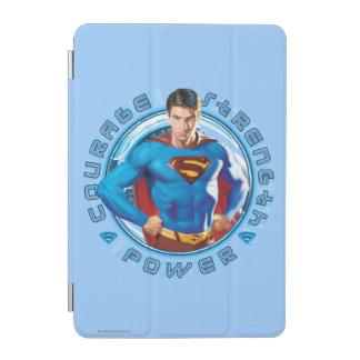 Superman Courage Strength Power iPad Mini Cover