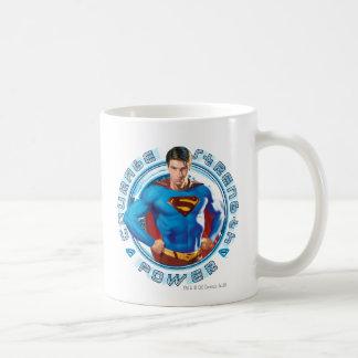 Superman Courage Strength Power Coffee Mug