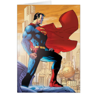 Superman Daily Planet Card