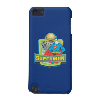 Superman - Daily Planet iPod Touch (5th Generation) Cover