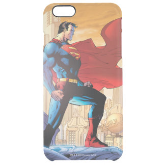 Superman Daily Planet Clear iPhone 6 Plus Case