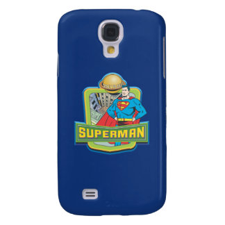 Superman - Daily Planet Galaxy S4 Case