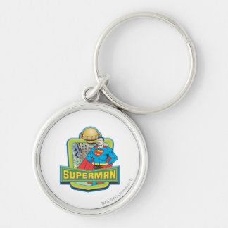 Superman - Daily Planet Key Ring