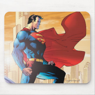 Superman Daily Planet Mouse Mat