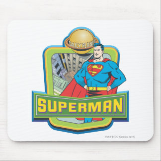 Superman - Daily Planet Mouse Mat